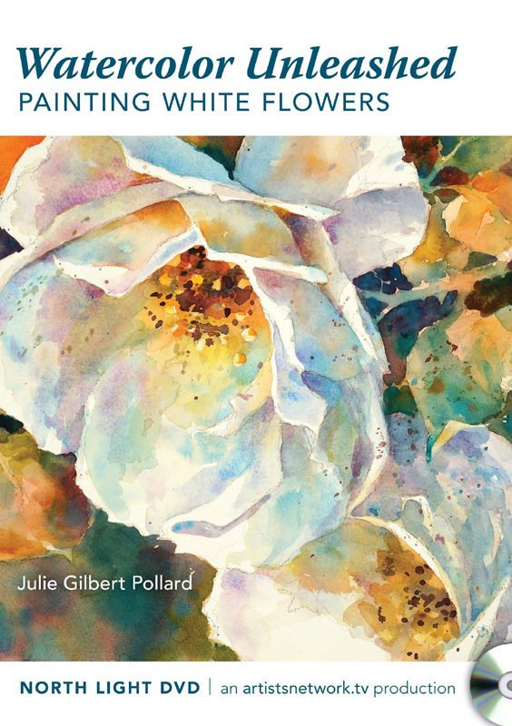 Painting flowers dvd cover