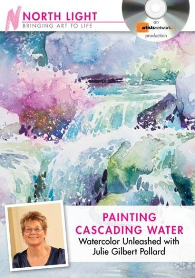 Painting Cascading Water DVD