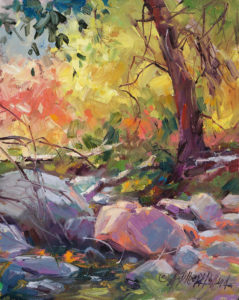 """Painting the Rocky Landscape"" @ MOUNTAIN ARTISTS GUILD"
