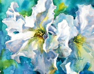 """WATERCOLOR UNLEASHED! WATERCOLOR BASICS - REVIEW for ADVANCED + BEGINNING STUDIES"" @ Shemer Art Center"