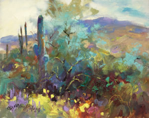 """Discover Oil Painting – Introduction to Painting the Landscape in Oil"" @ Scottsdale Artists' School"