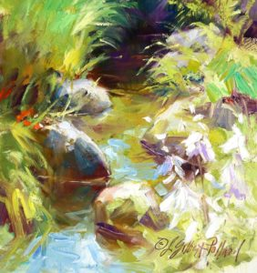 """Plein Air to Studio: Paint a Mountain Stream in Oil"" @ ONLINE - PORT TOWNSEND SCHOOL OF THE ARTS"